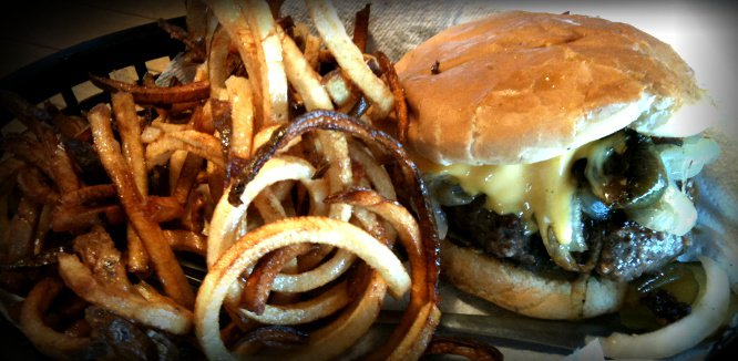 6.) Nic's Grill- OKC.  Go hungry because Nic's serves a mouth-watering half pound burger.  Be prepared to wait in line , but its well worth the wait.