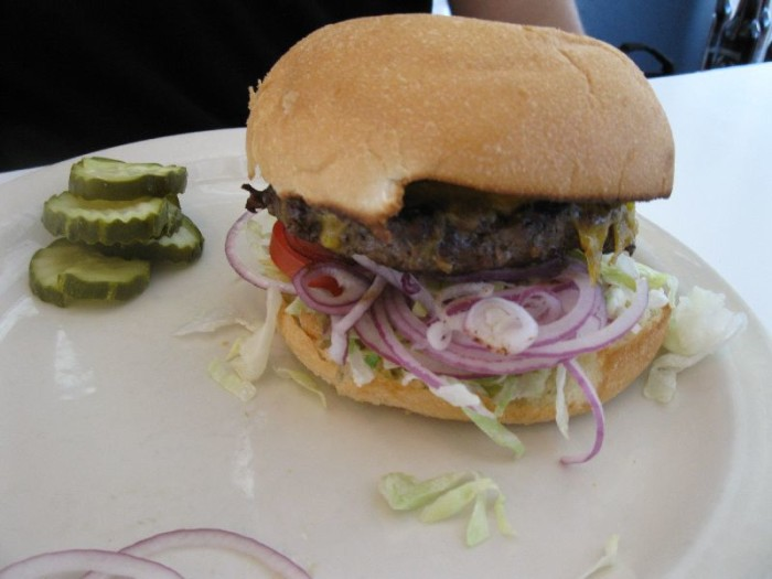 11.) Pops Restaurant and Gas Station-Arcadia.  When you plan on visiting the famous landmark of Route 66, go hungry because they serve a fabulous signature burger.  Visit the soda ranch with over 600 varieties of sodas and beverages.