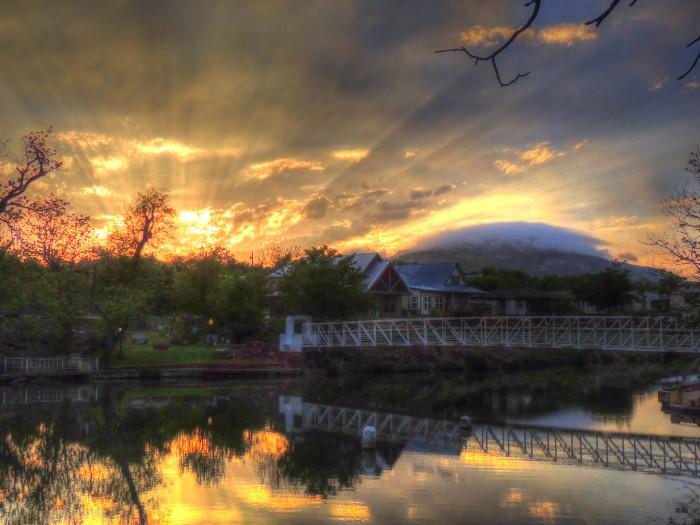 16 stunning sunsets in oklahoma