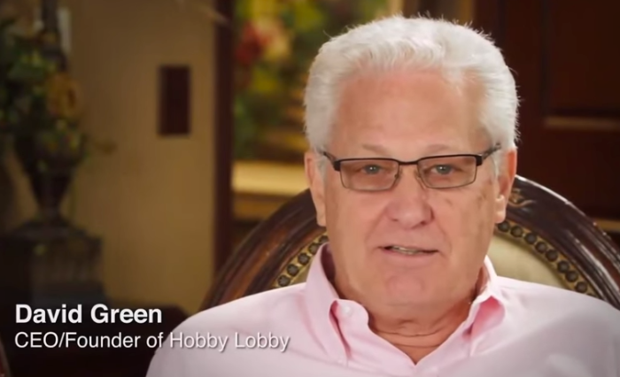 3. David Green-With a net worth of 6 billion and making the Forbes list at #246, Green is the CEO and Founder of Hobby Lobby Stores Inc.