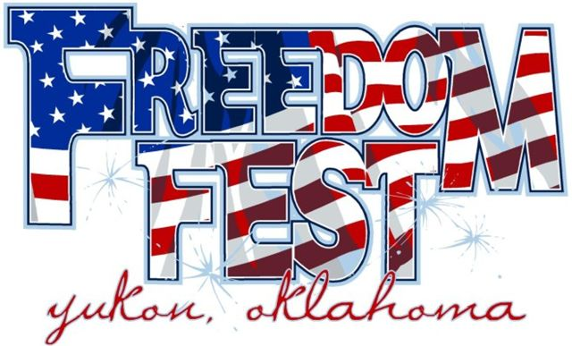 5. Freedom Fest Fireworks Show in Yukon- This free family event will be held on July 3rd and 4th at Chrisholm Trail Park. Enjoy live music by the OKC Philharmonic and several other bands.  The firework show will be both evenings at 10 p.m.