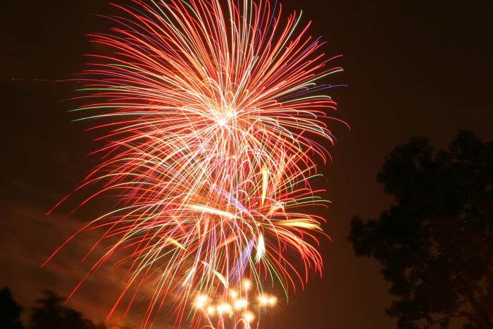 11. Tulsa Freedom Fest- Enjoy one of the largest firework displays in the U.S. You can view the fireworks from all around the city but the festival will be at Veteran's Park.