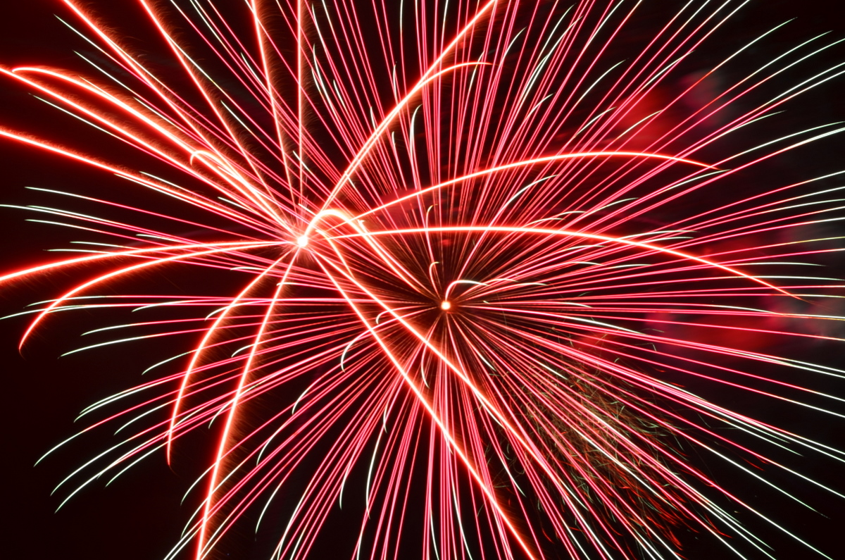 14 Epic Fireworks Shows In Oklahoma