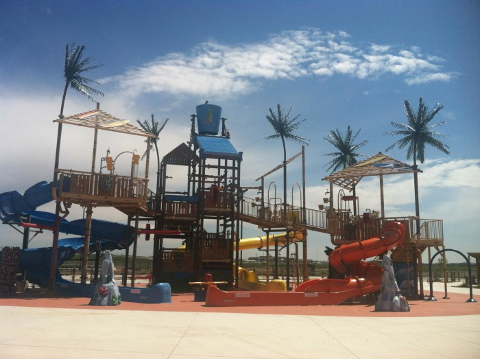 6. Andy Alligator's Water Park-Norman