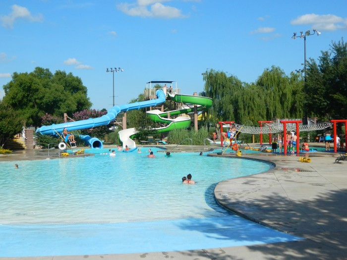 4. River Country Family Water Park-Muskogee