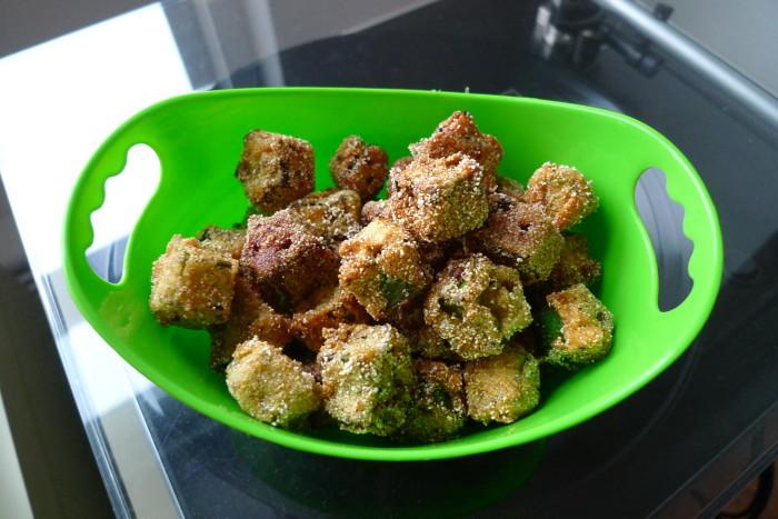"17.) ""Fried Okra""- It's no secret we like things fried...especially our okra."