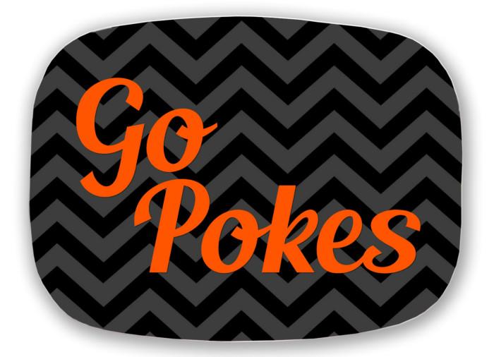"""7.) """"Pokes""""- Go Pokes! = OSU Fan = Stillwater = Cowboys = Orange...Did I miss any?"""