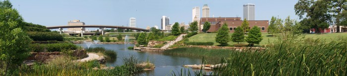 """10.) """"T-Town""""- Tulsa, the 2nd largest city in the state, is popular for its arts, entertainment, and culture."""