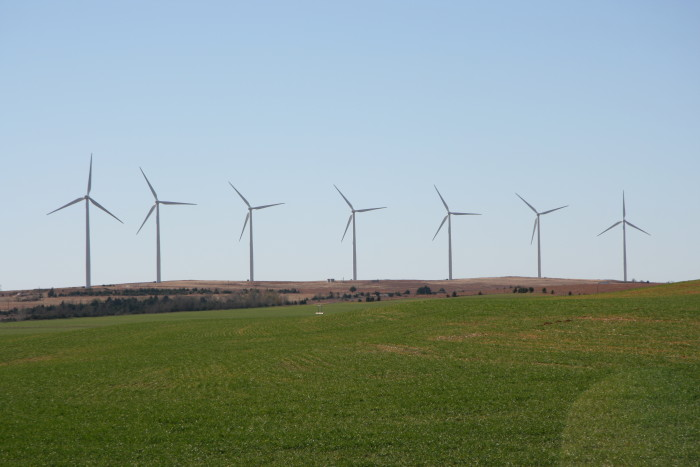 11.) Weatherford- Fast growing. Small, vibrant town. Very affordable. Low crime. Southwestern Oklahoma State University. Air & Space Museum.  2nd largest wind turbine farm in state.