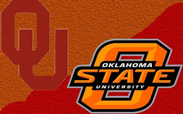 3.) The Bedlam Series- We have one of the most intense college football rivalries in the country-OU vs. OSU...watch out on game day if you are a house divided. No matter which side you are on, you will find the fans proudly sporting their favorite team.