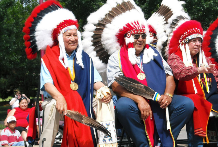 7.) American Indian Culture- We have over 250,000 American Indians living in Oklahoma. Experience the culture at the Red Earth Museum or attend the festival every year in OKC.