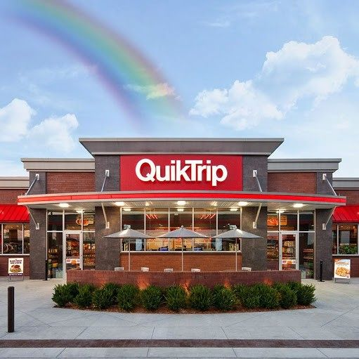 9.) Quiktrip- Simply put...the benchmark of convenience stores. Try taking a road trip without QT and you will come crawling back to OK.