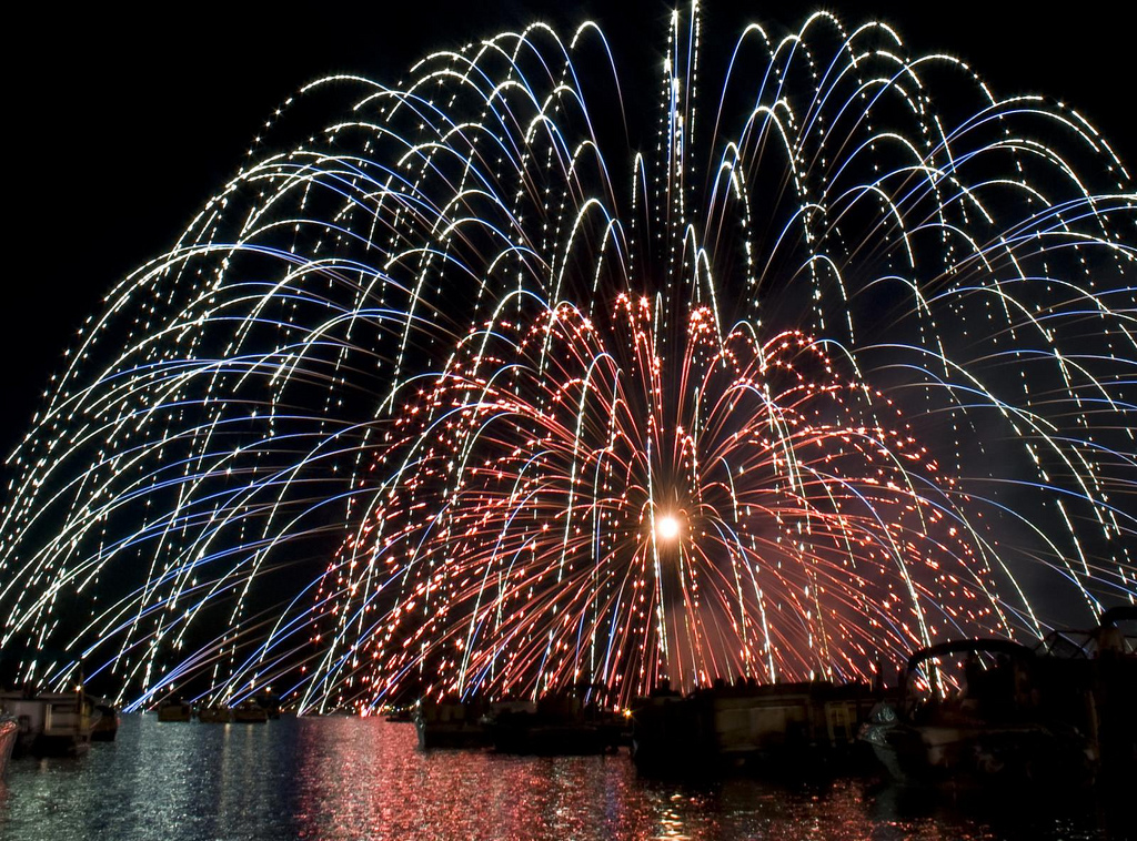 15 Of In Shows Iowa Fourth Fireworks July