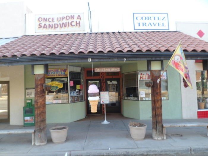7.) Once Upon a Sandwich