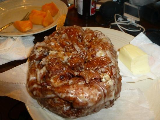 8. Orange Blossom Bakery and Cafe, Buxton