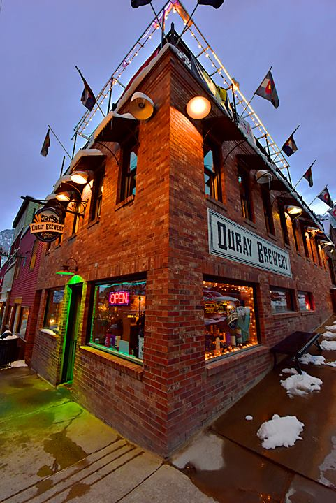 3.) Ouray Brewery (Ouray)