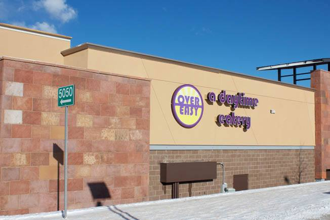 12.) Over Easy, a Daytime Eatery (Colorado Springs)