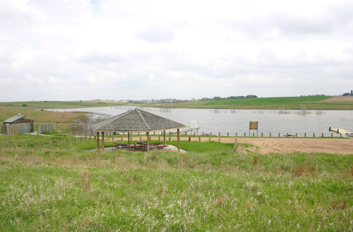 10) Oxbow Trail Recreation Area, Butler County