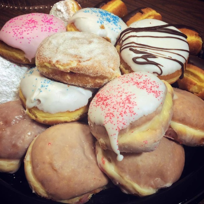 2. Clyde's Delicious Donuts (Addison)