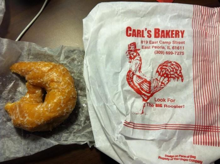 9. Carl's Bakery (East Peoria)