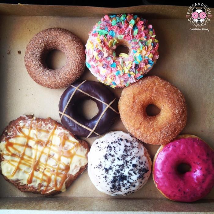 12. Pandamonium Donuts (Urbana)