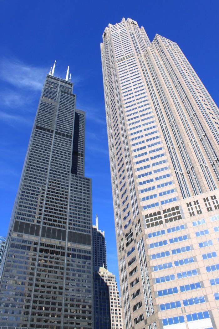 6. Skyscrapers