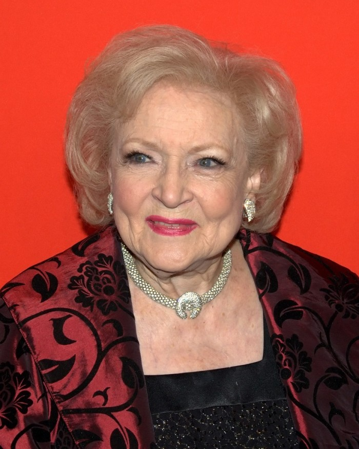 1. Betty White was born in Oak Park