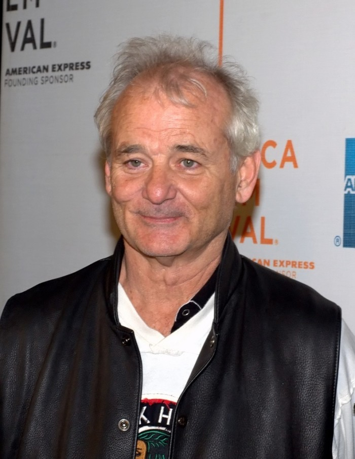6. Bill Murray was born in Evanston