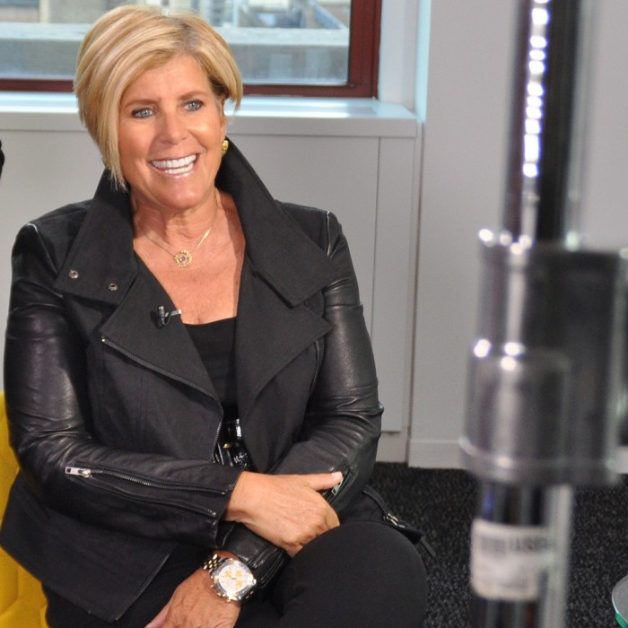9. Suze Orman was born in Chicago