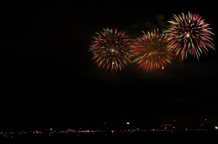 4. Milwaukee Summerfest Big Bang Fireworks