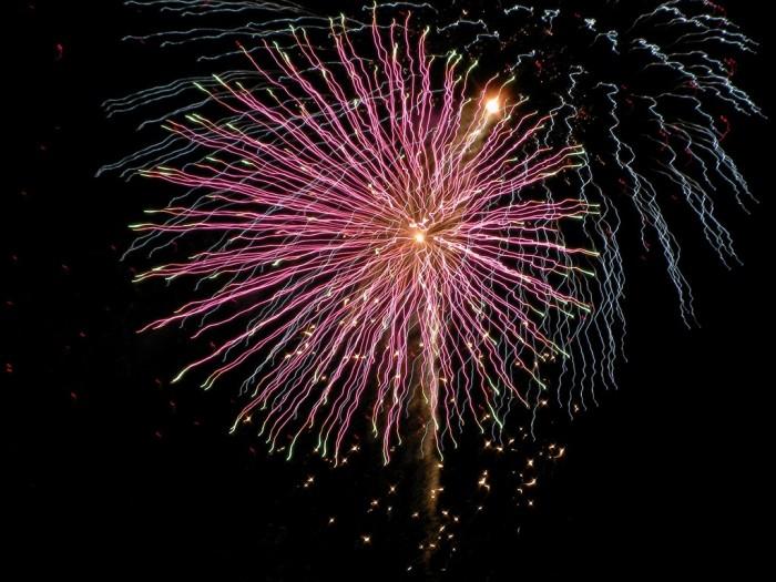 5. Kenosha Fourth of July Fireworks