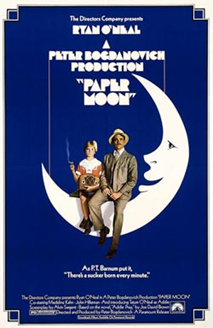Paper Moon, 1973 - Filmed Partially in Rulo