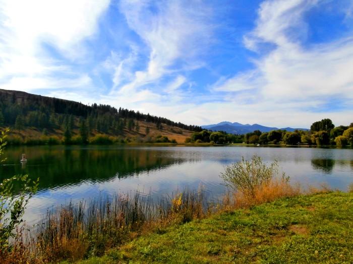 1. Pearrygin Lake State Park - Winthrop