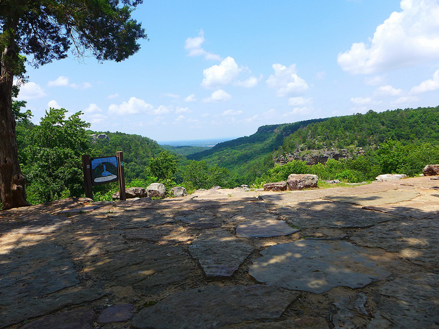 1. Petit Jean: One of the state's most beloved getaways, there's not a bad spot for a great picnic at this beautiful state park.