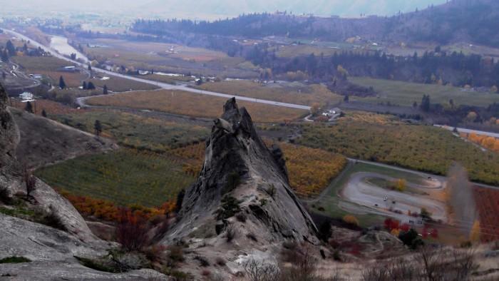 12. Peshastin Pinnacles State Park - Cashmere