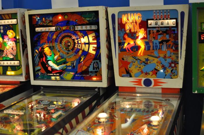 10. Interactive fun -  Seattle Pinball Museum