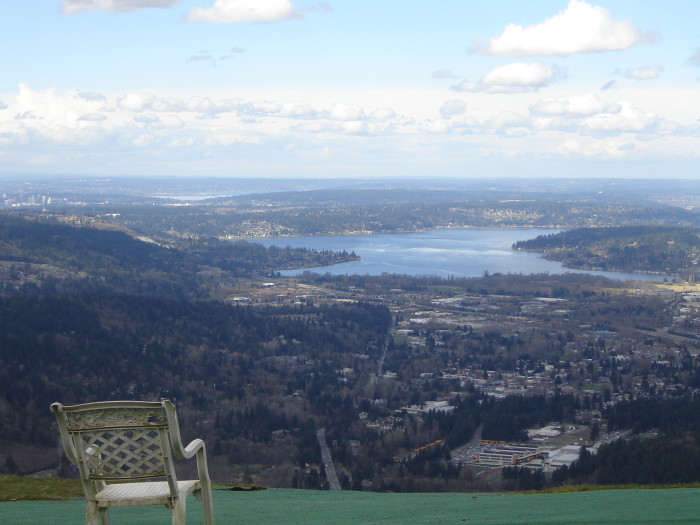 12. Venture up to the glorious Poo Poo Point in the Issaquah Alps! According to the Washington Trails Association website, there is no pass required for this particular hike!