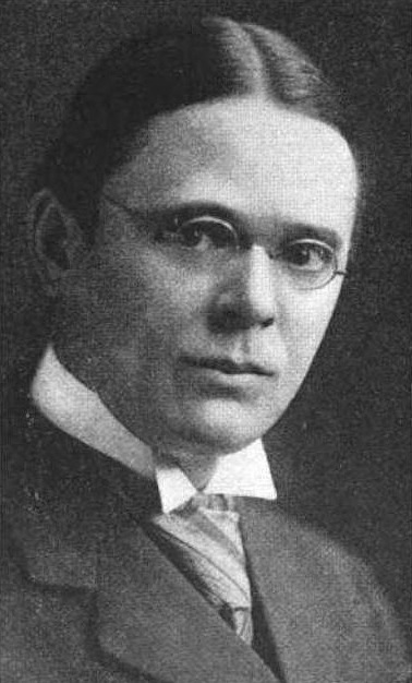 Roscoe Pound, Legal Scholar and Dean of Harvard Law School, Born in Lincoln in 1870