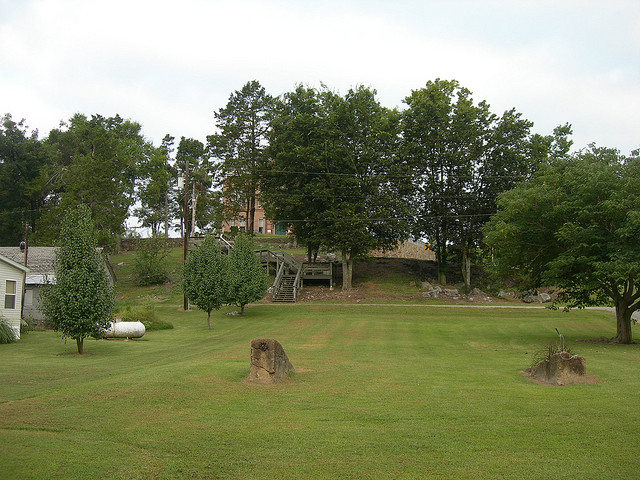 10. Powhatan: Have lunch with the family on historic ground! Powhatan Historic State Park preserves a small nineteenth-century river port town in Lawrence County, once a hub of northeast Arkansas commerce, industry, and government.