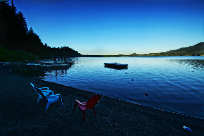 9. Lake Quinault - Olympic National Park