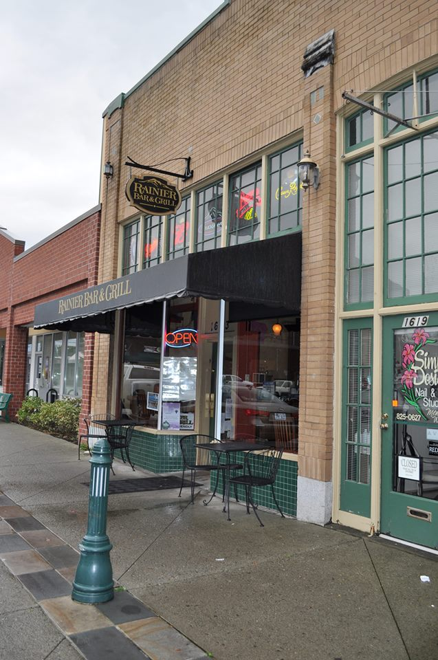 13. Rainier Bar & Grill - Enumclaw