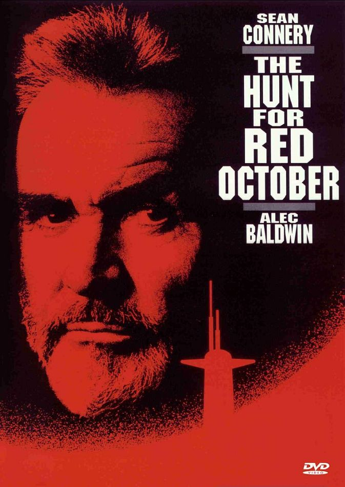 """""""The Hunt For Red October"""", 1990"""