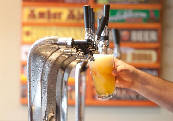 18) Beer