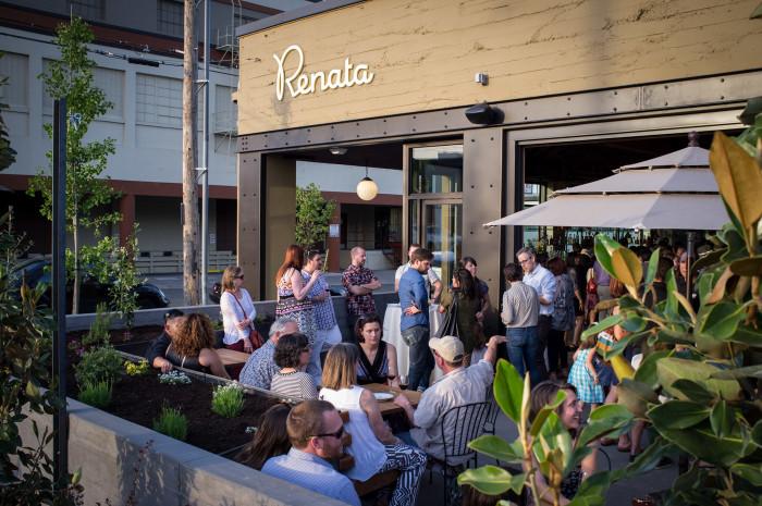 4) Renata, Portland