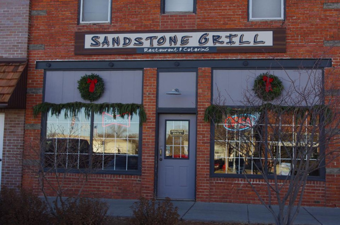 Sandstone Grill, Burwell