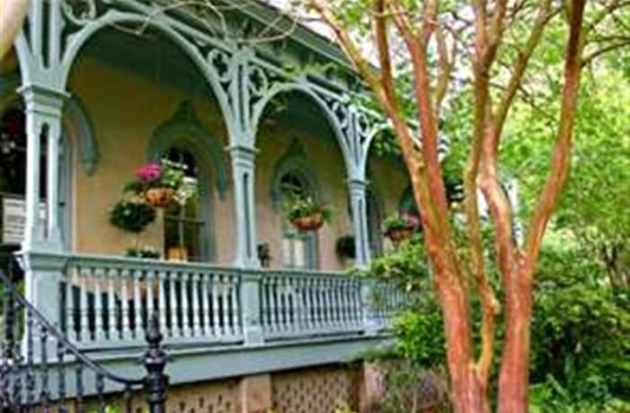 15) The Dresser Palmer House- 211 East Gaston Street , Savannah, 31401