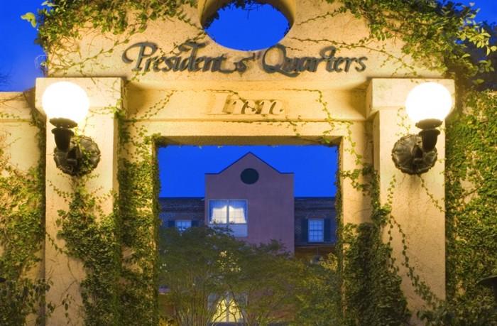 5) The Presidents' Quarters, an Historic Savannah Inn- 225 East President Street Savannah Historic District, Savannah, GA 31401