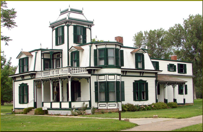 15 Of Nebraska 39 S Most Fascinating Historic Houses