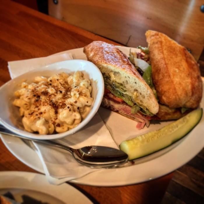3. The Secret Sandwich Society in Fayetteville