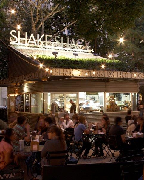 4) Shake Shack